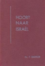 Bakker, Ds. F.-Hoort naar Israel
