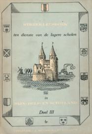 Div. schrijvers-Streekleesboek ten dienste van de Lagere Scholen in Rijn, Delf en Schieland