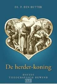 Butter, Ds. P. den-De herder koning (nieuw)