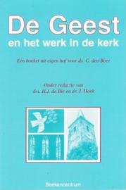 Boer, Ds. C. den-De Geest en het werk in de kerk