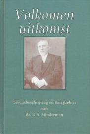 Minderman, Ds. H.A.-Volkomen uitkomst