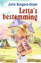 Burgers Drost, Julia-Letta's bestemming