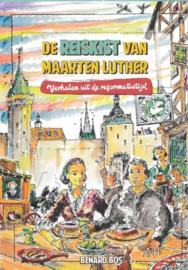 Bos, Bernard-De reiskist van Maarten Luther (nieuw)