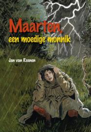 Reenen, Jan van-Maaren, een moedige monnik (nieuw)