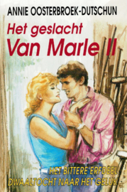Oosterbroek-Dutchun, Annie-Het geslacht Van Marle