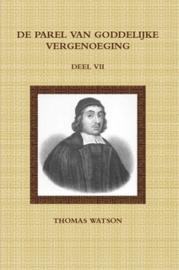 Watson, Thomas-Deel 7: De Parel van Goddelijke Vergenoeging (nieuw)