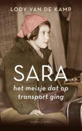 Kamp, Lody van de-Sara, het meisje dat op transport ging (nieuw)