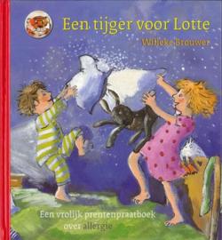 Brouwer, Willeke-Een tijger voor Lotte (nieuw)