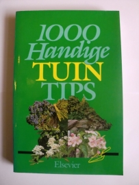 Kooy, Tom (e.a.)-1000 handige tuintips