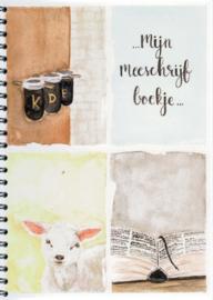 Blitterswijk, Elina van-Mijn meeschrijfboekje (nieuw)
