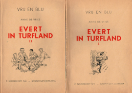 Vries, Anne de-Evert in turfland