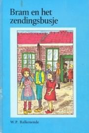Balkenende, W.P.-Bram en het zendingsbusje