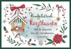 Bikker, Linda-Handgeletterde Kerstkaarten (nieuw)