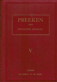 Erskine, Ebenezer-Preken (deel 5)