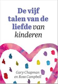 Campbell, Ross en Chapman, Gary-De vijf talen van de liefde van kinderen (nieuw)