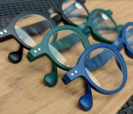 Leesbril zwart - Sterkte +1.50