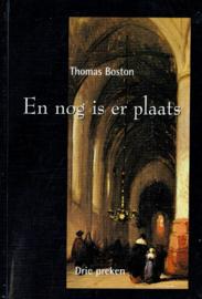 Boston, Thomas-En nog is er plaats