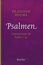 Douma, Dr. Jochem-Psalmen; commentaar op Psalm 1-41 (nieuw, licht beschadigd)