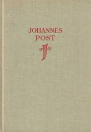 Vries, Anne de-De levensroman van Johannes Post