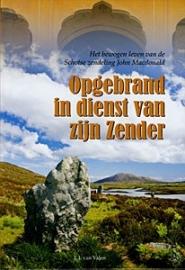 Valen, L.J. van-Opgebrand in dienst van zijn Zender (nieuw)