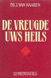 Haaren, Ds. J. van-De vreugde Uws heils