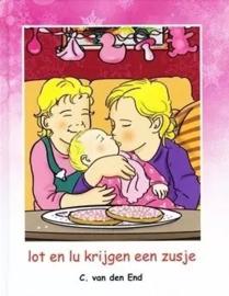 End, C. van den-Lot en Lu krijgen een zusje (nieuw)