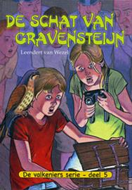 Wezel, Leendert van-De schat van Gravensteijn (nieuw)