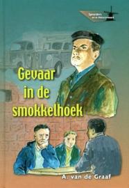 Graaf, A. van de-Gevaar in de smokkelhoek (nieuw)