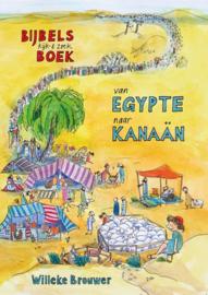 Brouwer, Willeke-Van Egypte naar Kanaan (nieuw)