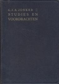 Jonker, Ds. G.J.A.-Studies en Voordrachten