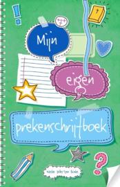 Selles ten Brinke, Nieske-Prekenschrijfboek (nieuw)