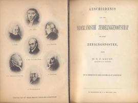Kruijf, Dr. E.F.-Geschiedenis van het Nederlandsche Zendelinggenootschap