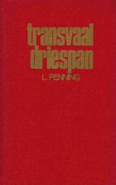 Penning, L.-Transvaal Driespan
