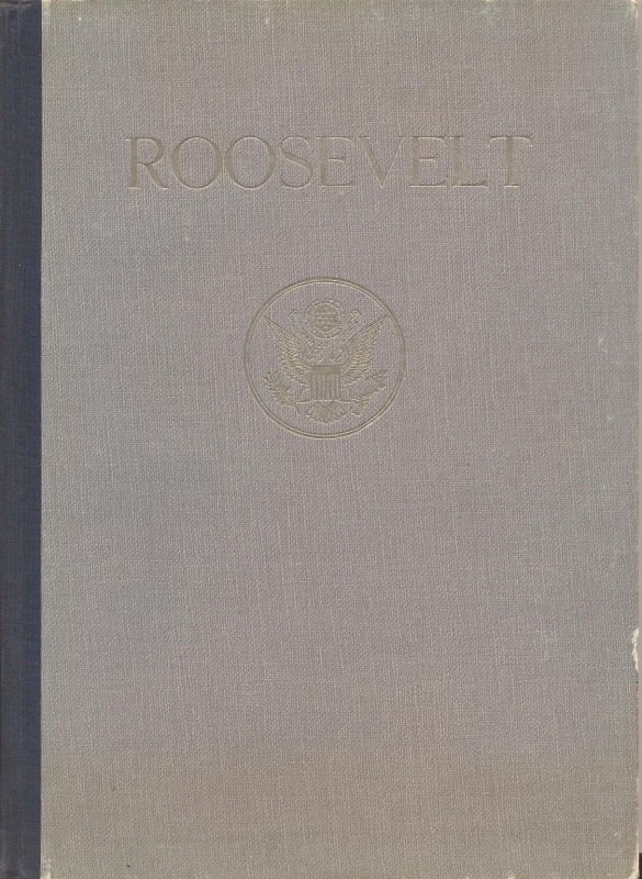 Dommelshuizen Jr., Cor-Leven en werken van Franklin Delano Roosevelt