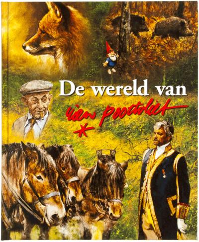 Poortvliet, Rien-De wereld van Rien Poortvliet (nieuw)