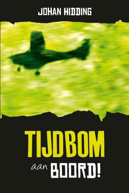Hidding, Johan-Tijdbom aan boord (Edward Smit, deel 5) (nieuw)