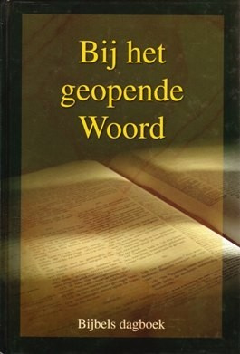 Heer, Ds. J.M.D. (e.a.)-Dagboek Bij het geopende Woord 2008