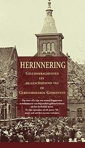 Herinnering-Luisterboek Geschiedenis Ger. Gem. (nieuw)