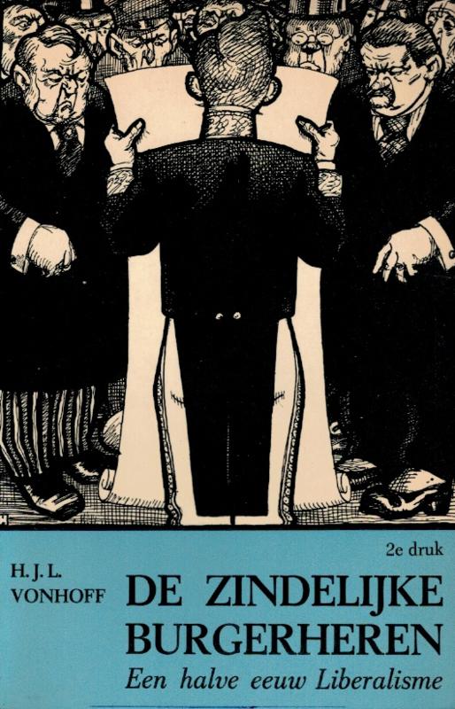 Vonhoff, H.J.L.-De zindelijke burgerheren