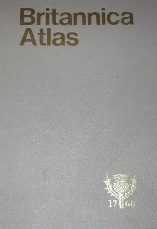 Encyclopaedia Britannica-Britannica Atlas