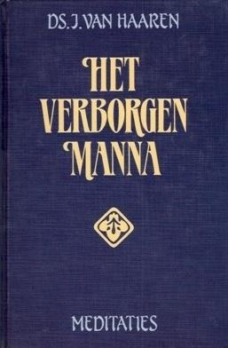 Haaren, Ds. J. van-Het verborgen Manna