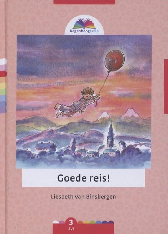 Binsbergen, Liesbeth-Goede reis! (nieuw)