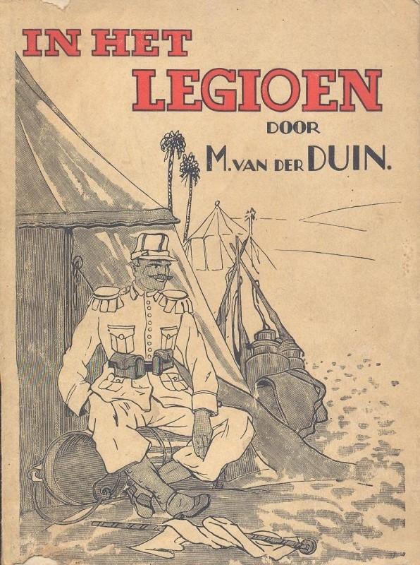 Duin, M. van der-In het Legioen