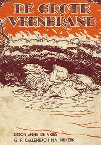 Vries, Anne de-De grote veenbrand