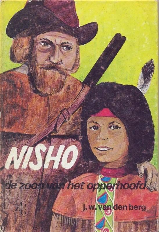 Berg, J.W. van den-Nisho de zoon van het opperhoofd