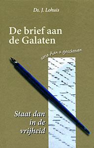Lohuis, Ds. J.-De brief aan de Galaten (nieuw)
