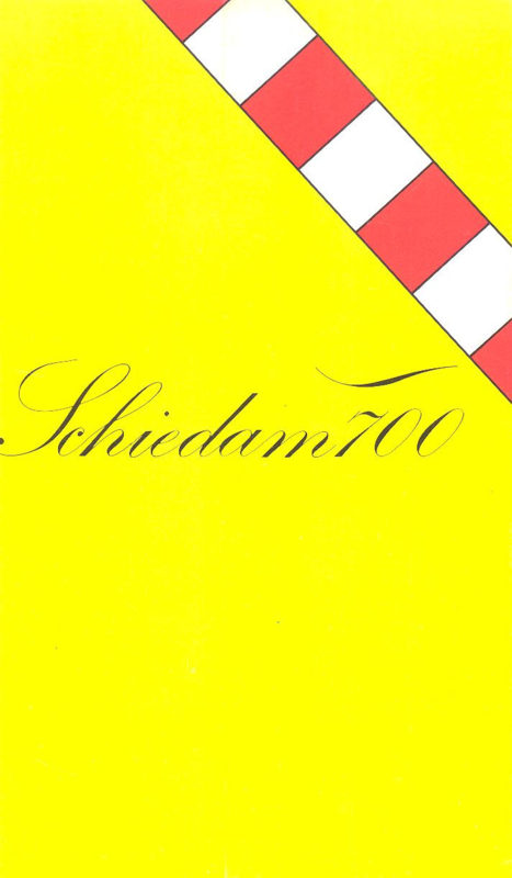 Gemeente Schiedam-Schiedam 700