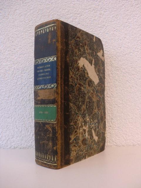 Extract Acten van het Nederlandsche Zendelingengenootschap 1840~1841