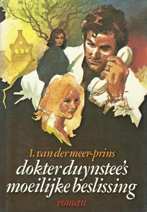 Meer-Prins, L. van der-Dokter Duynstee's moeilijke beslissing