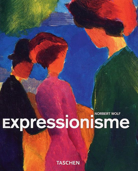 Wolf, Norbert-Expressionisme
